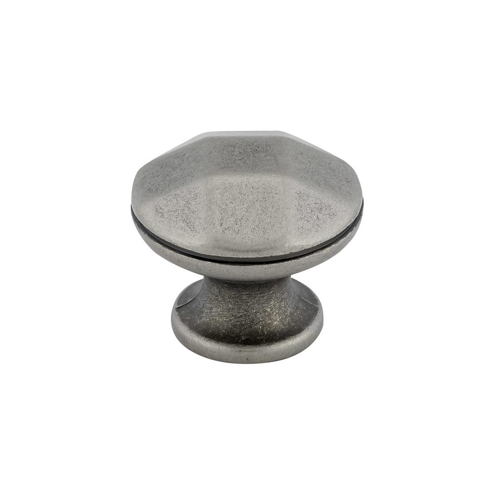 1-3/16 in. Faux Iron Cabinet Knob