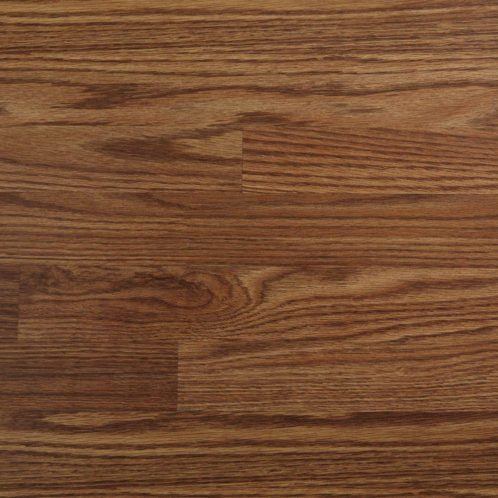 home decorators collection natural oak home decorators collection chocolate oak 12 mm 12851