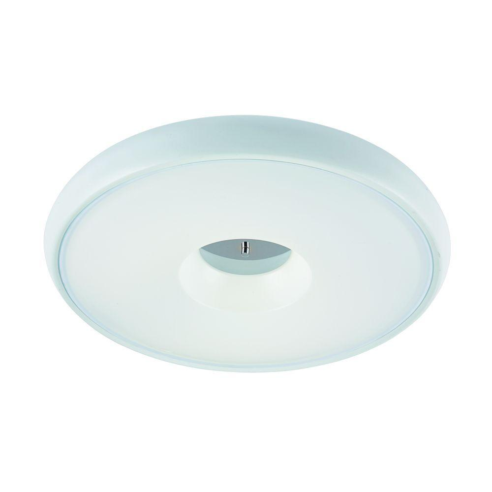 Eurofase Ciambella Collection 1-Light Flush Mount White Light-DISCONTINUED