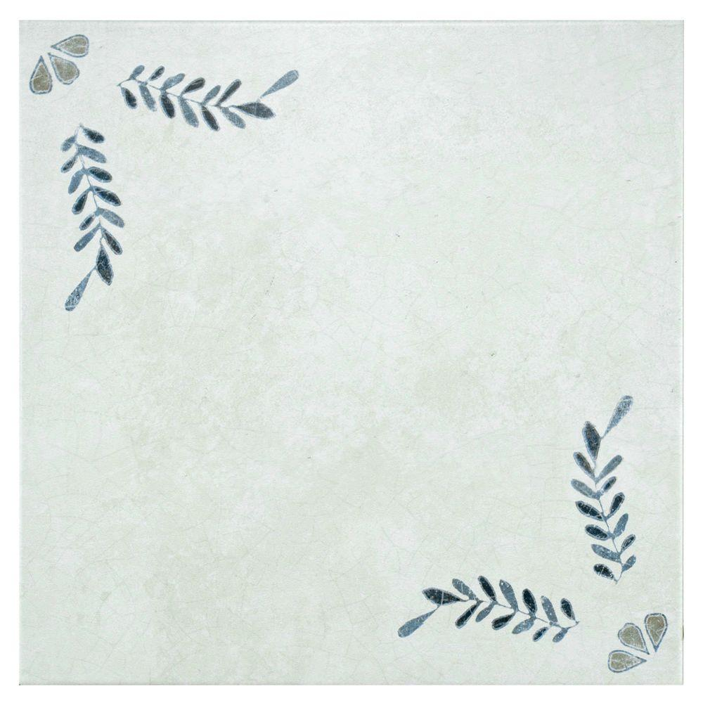 Merola Tile Cobalto Florim 13 in. x 13 in. Ceramic Floor and Wall Tile (11 sq. ft. / case)-DISCONTINUED