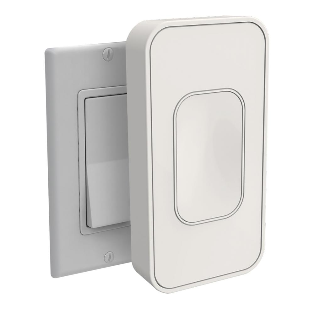 Switchmate Light Switch Rocker in Ivory-RSM001B - The Home Depot