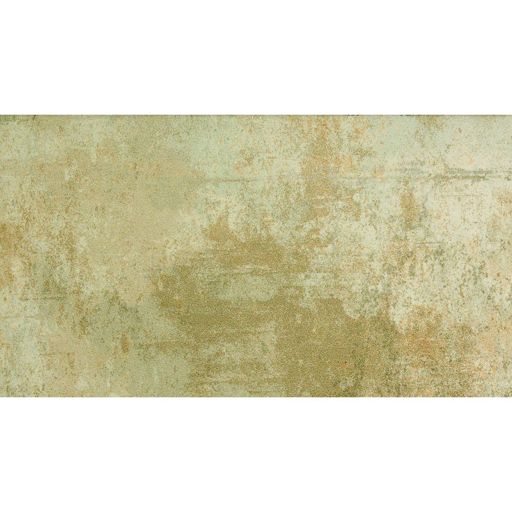 U.S. Ceramic Tile Argos 13 in. x 24 in. Beige Porcelain Floor and Wall Tile-DISCONTINUED