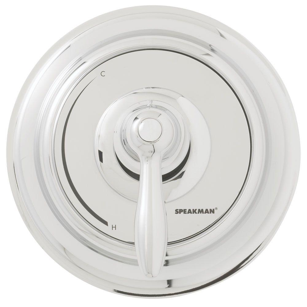 Speakman SentinelPro Thermostatic/Pressure Balance Valve with Lever Handle in
