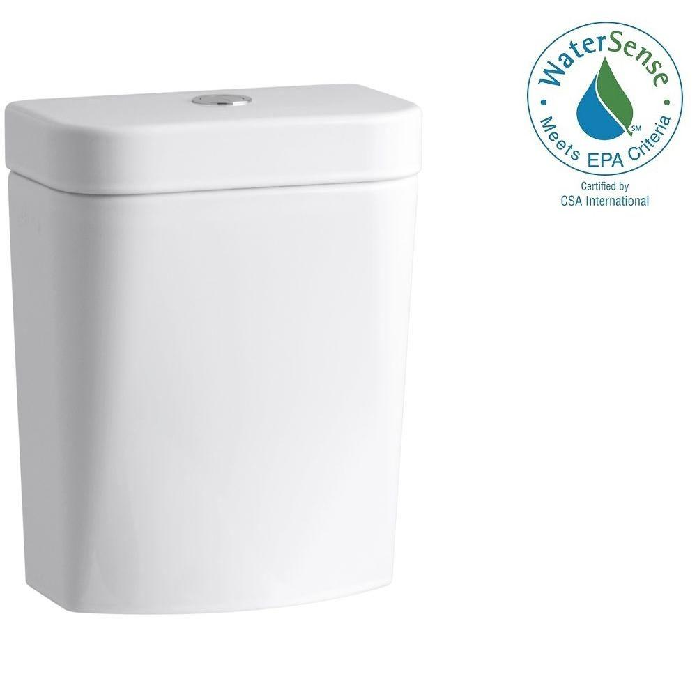 Persuade Circ 1.0 or 1.6 GPF Dual Flush Toilet Tank Only