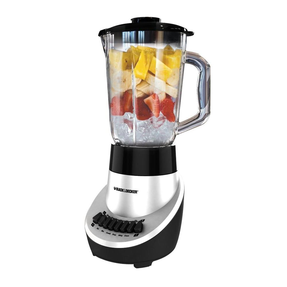 Home Depot Tools Blender ~ Black decker speed blender bl sg the home depot