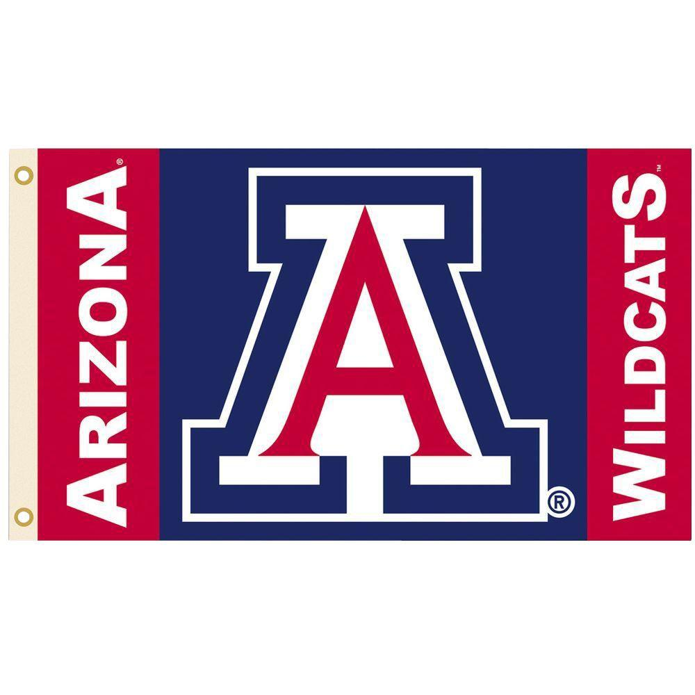 BSI Products NCAA 3 ft. x 5 ft. Arizona Flag-95013 -