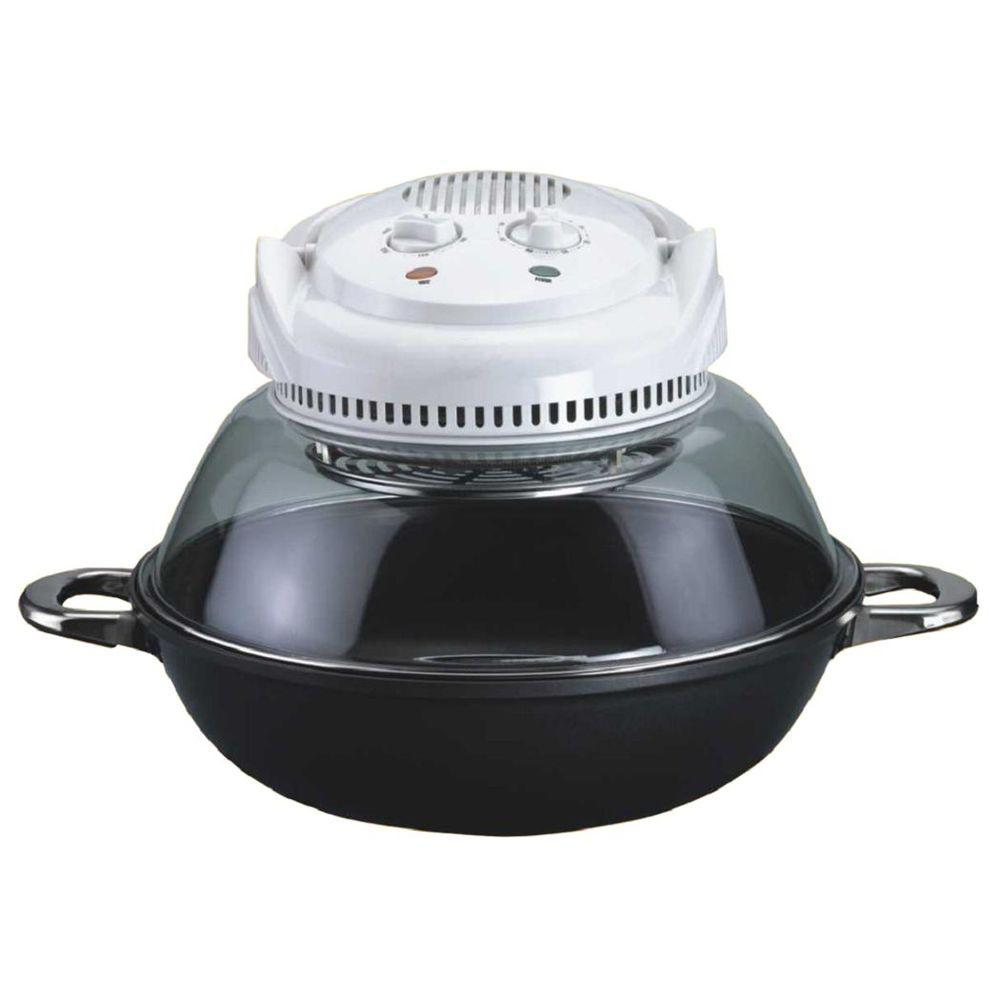 SPT Convection Oven with Wok Base-SO-2007 - The Home Depot