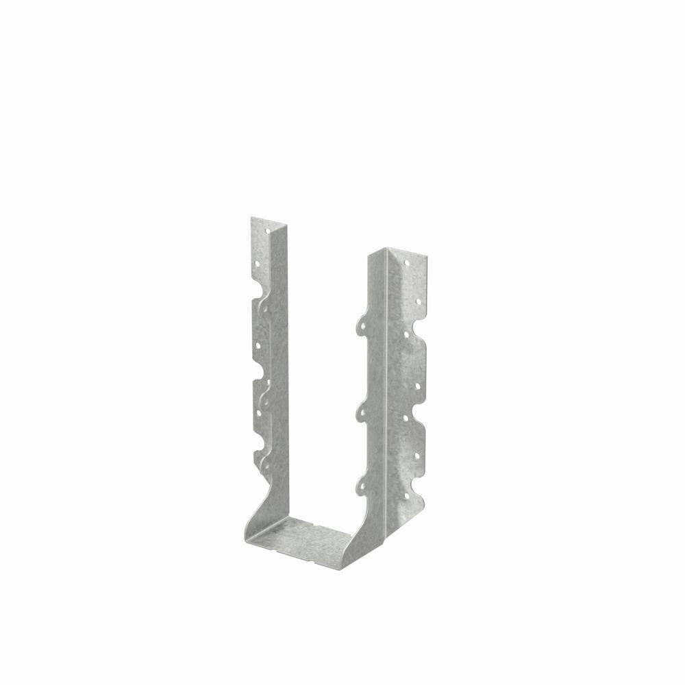 2 in. x 10 in. Double Face Mount Hanger