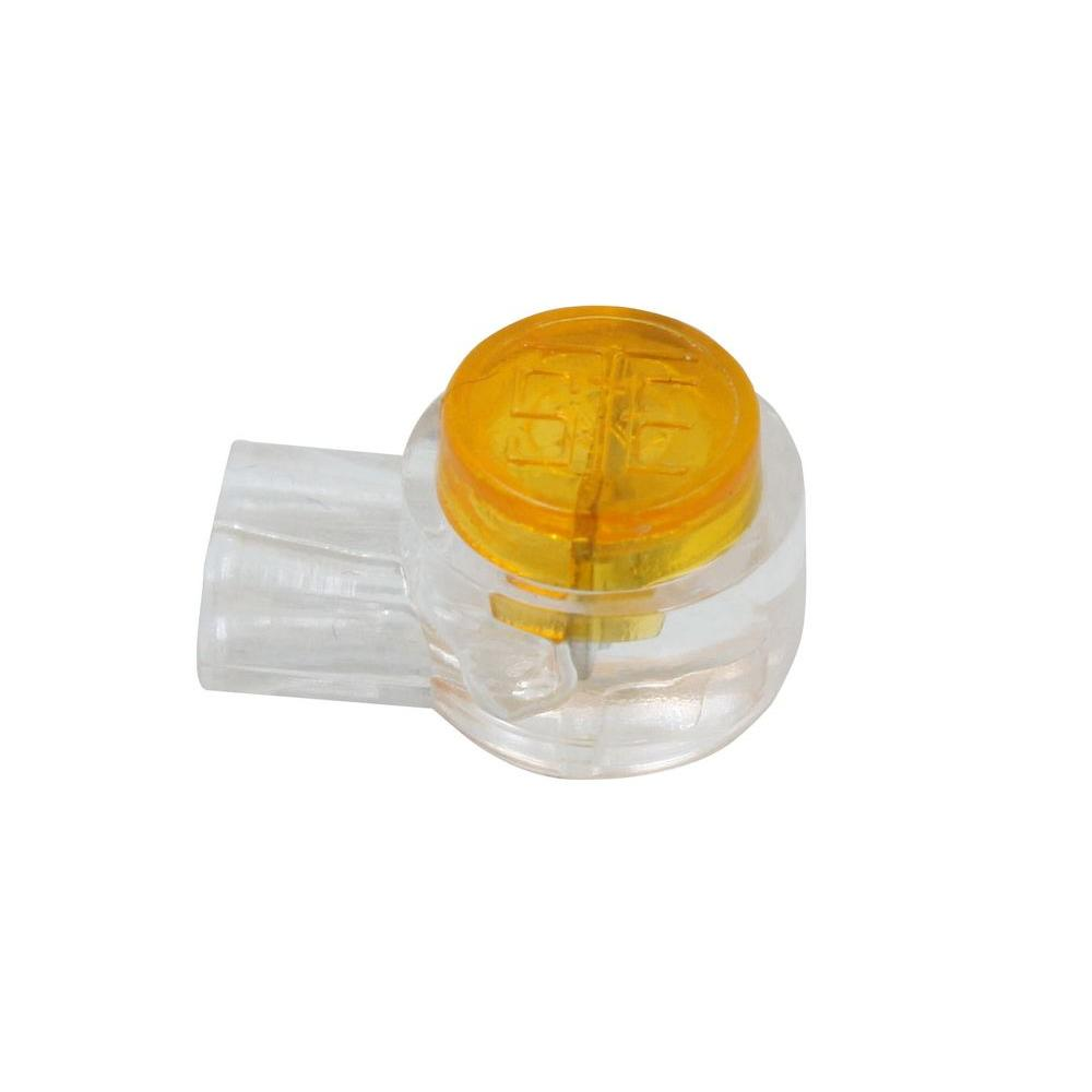 IDEAL Yellow IDC Connectors (25 per Pack)