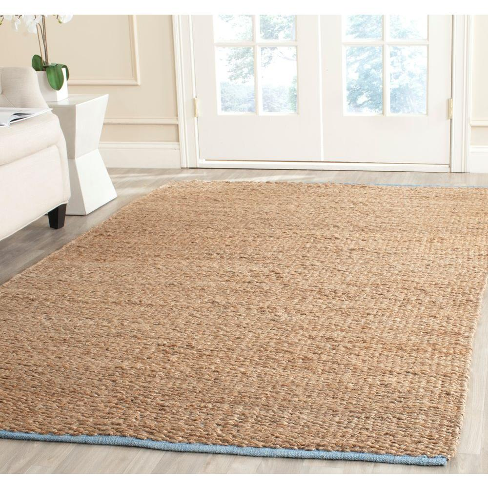 Cape Cod Grey 8 ft. x 10 ft. Area Rug