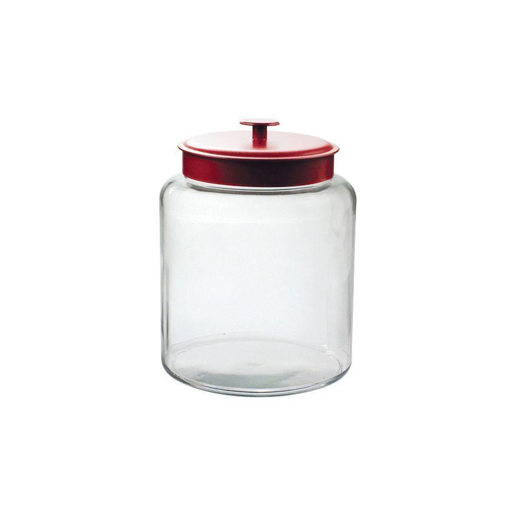 2 gal. Montana Jar with Red Cover