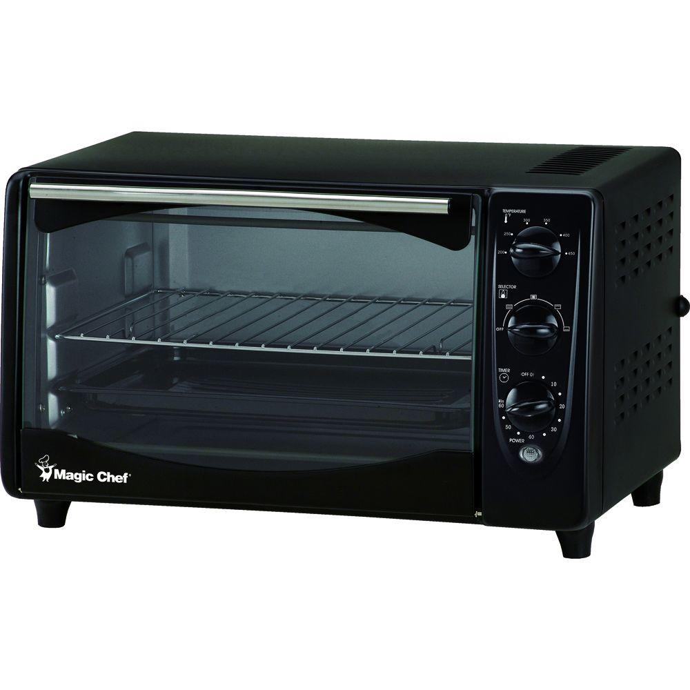 Magic Chef 6-Slice Countertop Toaster Oven-DISCONTINUED