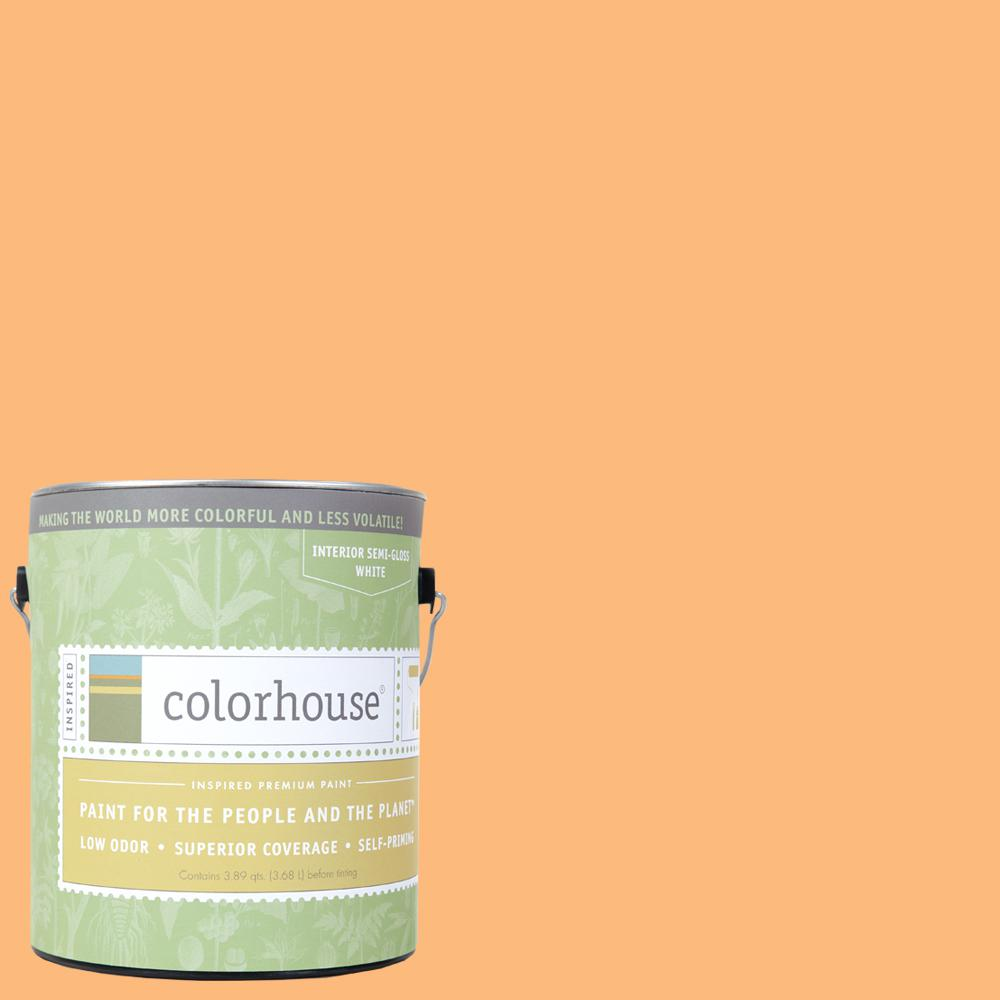 1 gal. Sprout .02 Semi-Gloss Interior Paint