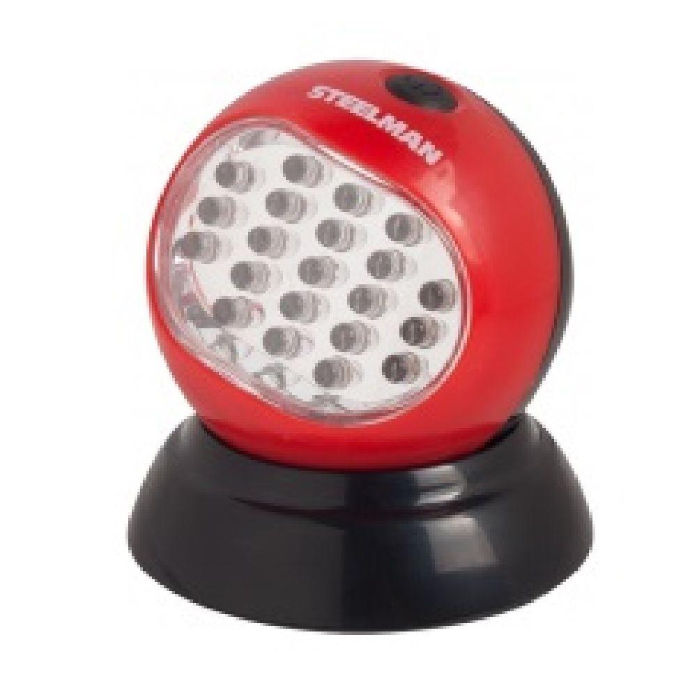 Emergency Worklight with Strong Magnetic Base