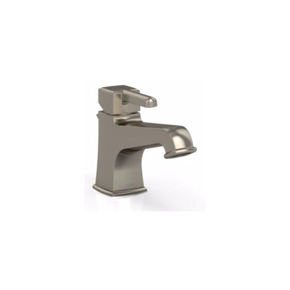 Connelly Single Hole Single-Handle Bathroom Faucet in Brushed Nickel