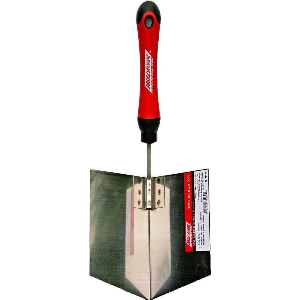Wal-Board Tools 6.5 in. x 11.5 in. Large Inside Corner Tool