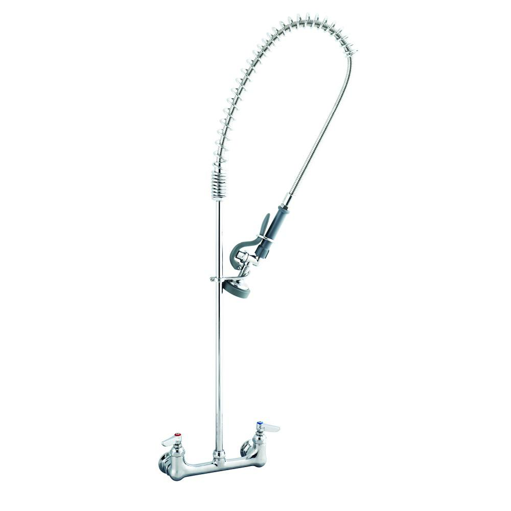 T&S Brass Pre-rinse Unit-B-0133 - The Home Depot