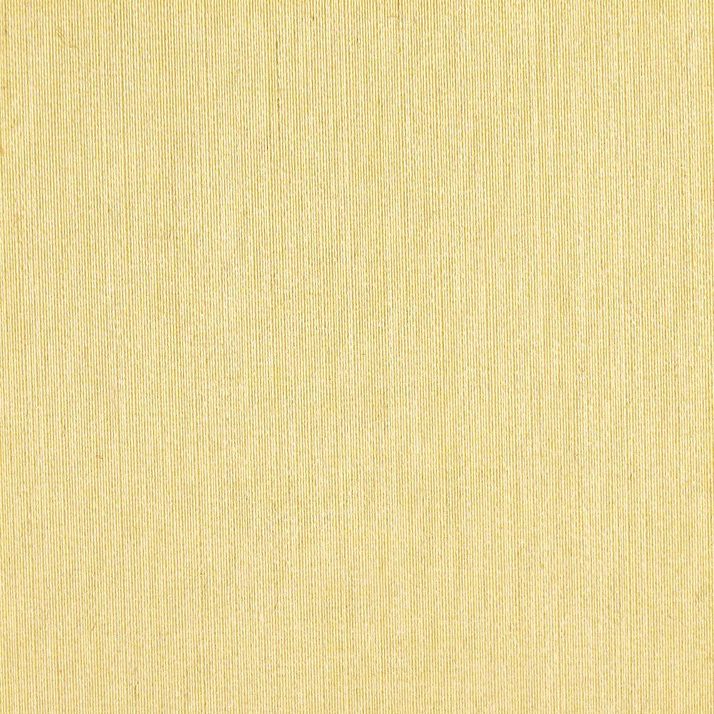 The Wallpaper Company 8 in. x 10 in. Buttercream Woven Strie Wallpaper Sample-DISCONTINUED