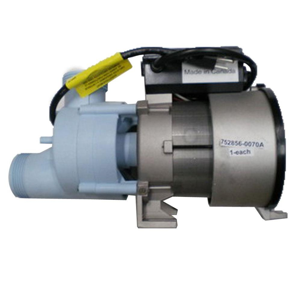 Whirlpool Pump Motor 1.6 HP-DISCONTINUED