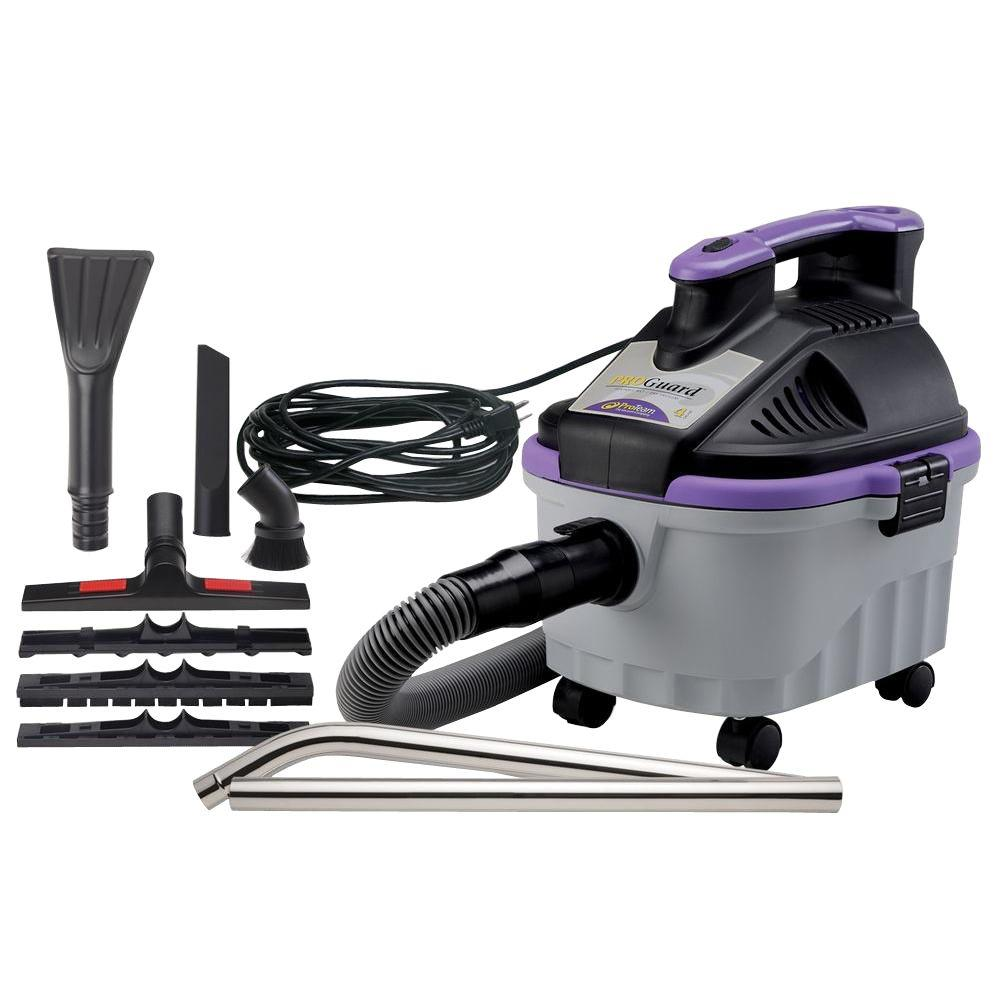 ProGuard 4 gal. Portable Wet Dry Vac with Tool Kit