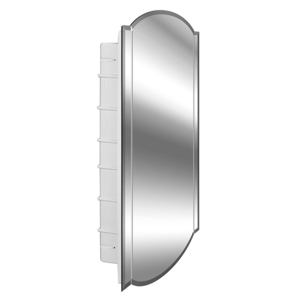 Betelgeuse 16 in. x 30 in. x 3-1/2 in. Frameless Recessed