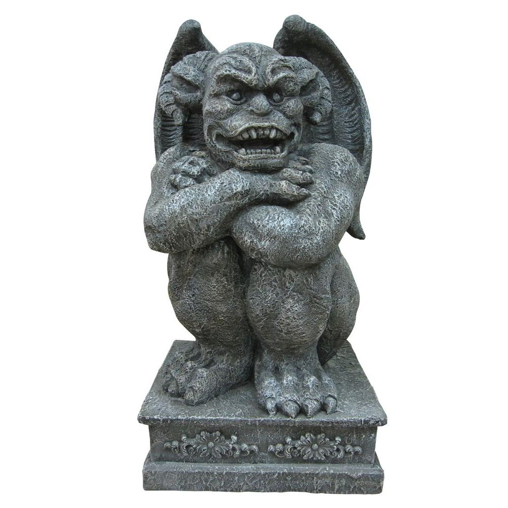 Upc 093422771009 home accents holiday holiday ornaments for Gargoyle decor