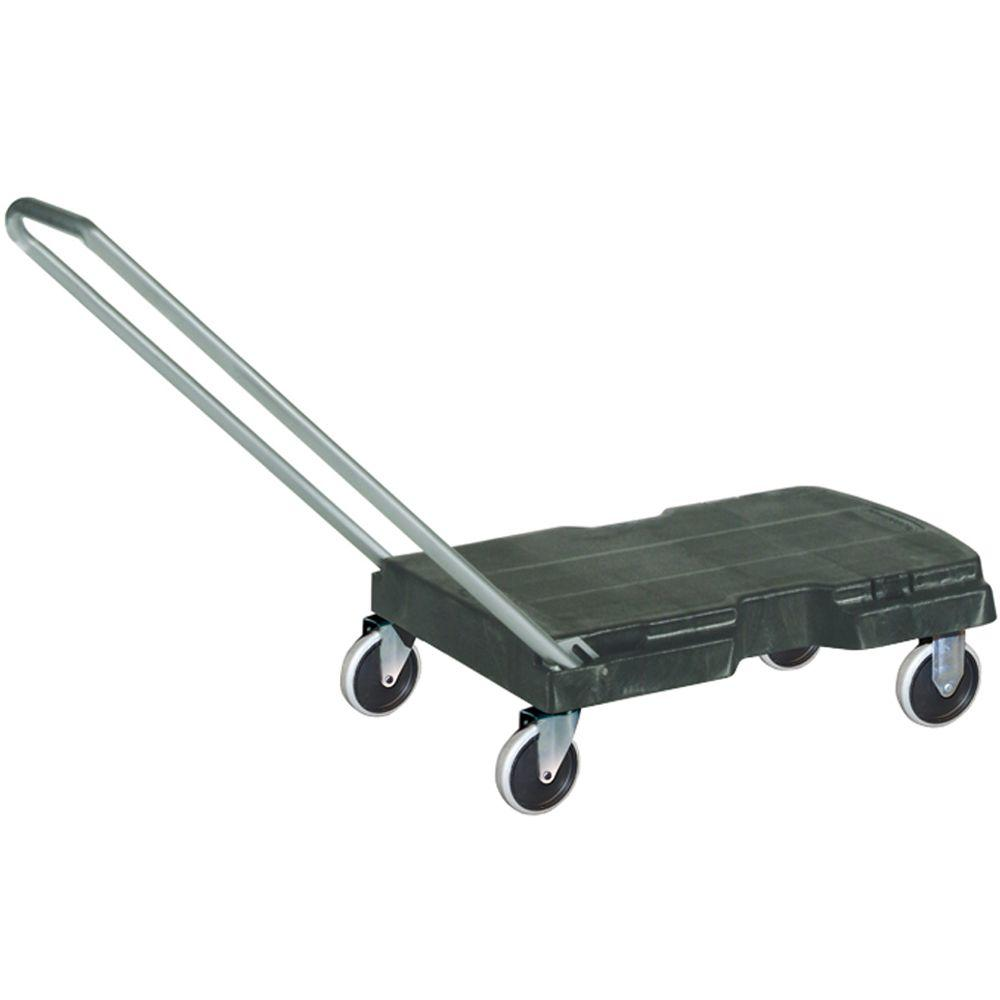 Rubbermaid Commercial Products 500 lb. Capacity Triple Trolley Hand Truck