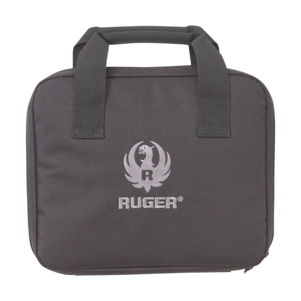 Ruger 11 in. Single Handgun Case-27957 - The Home Depot