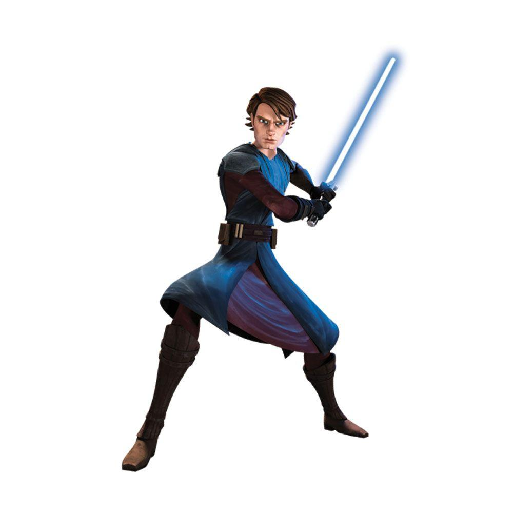 RoomMates Star Wars Anakin Peel and Stick Giant Wall Decals-DISCONTINUED