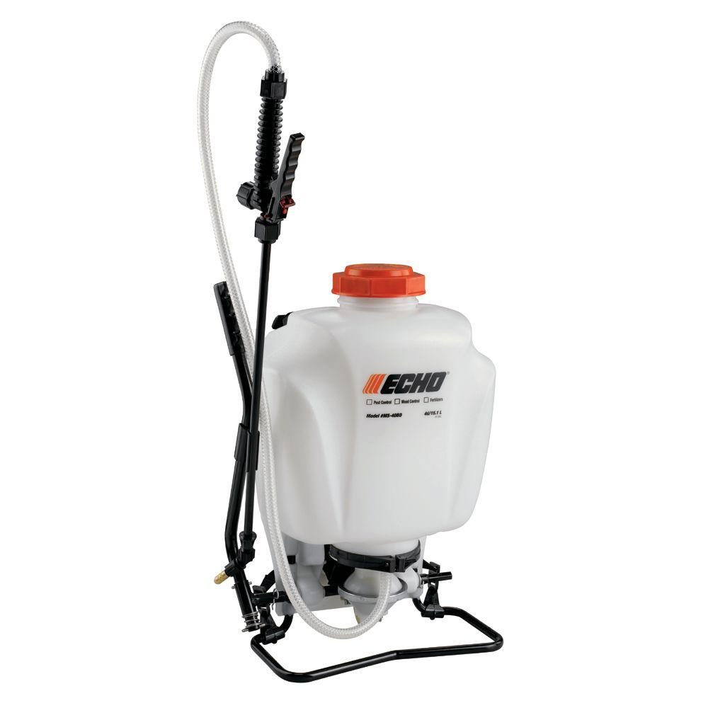 ECHO 4 gal. Backpack Sprayer with Diaphragm Pump-DISCONTINUED