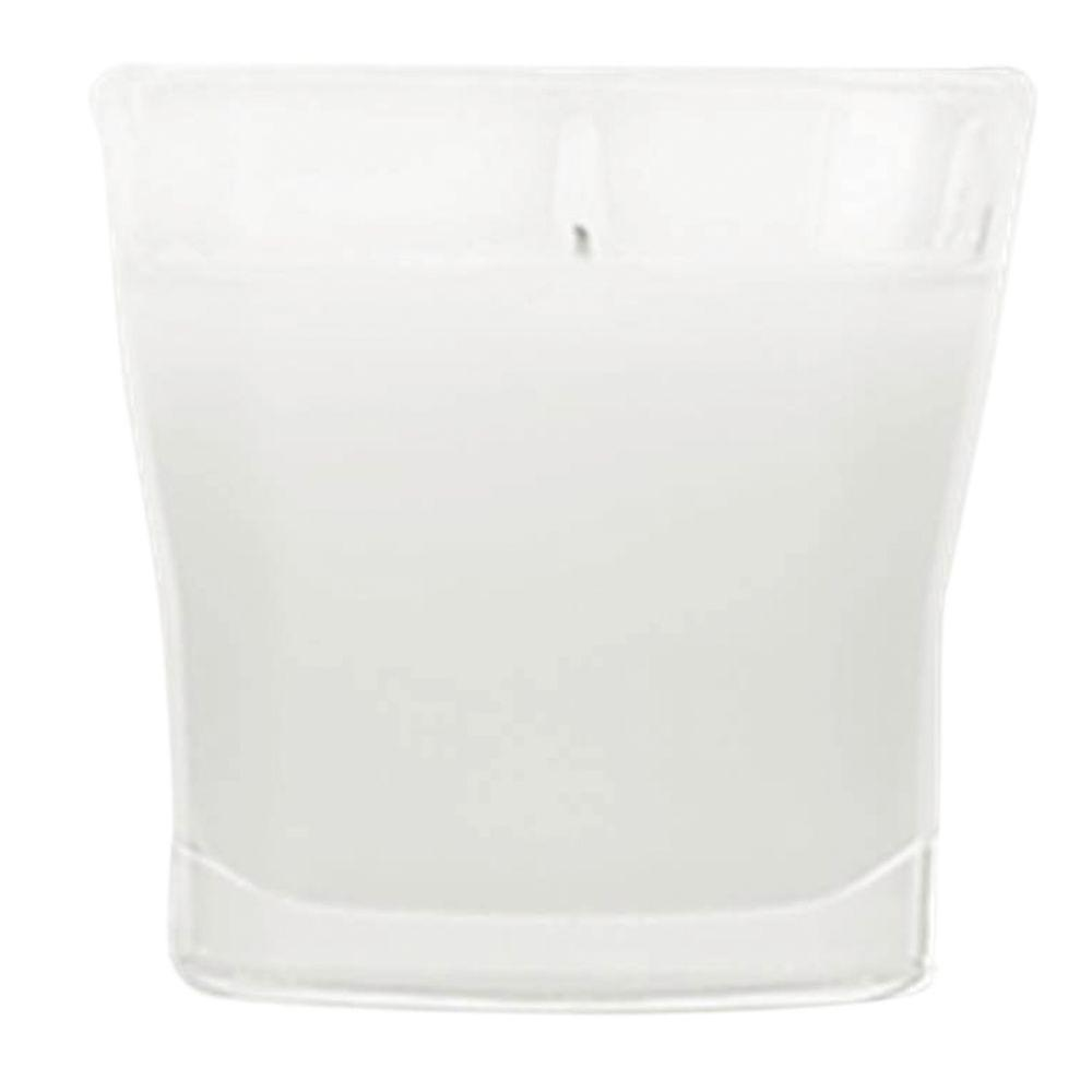 Glade Scented 4 oz. White Jar Clean Linen Candle (12-Pack)
