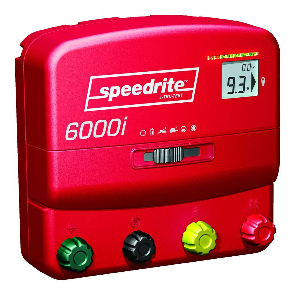Speedrite 6000 Unigizer with Remote - 6.0 Joule-812654 - The Home