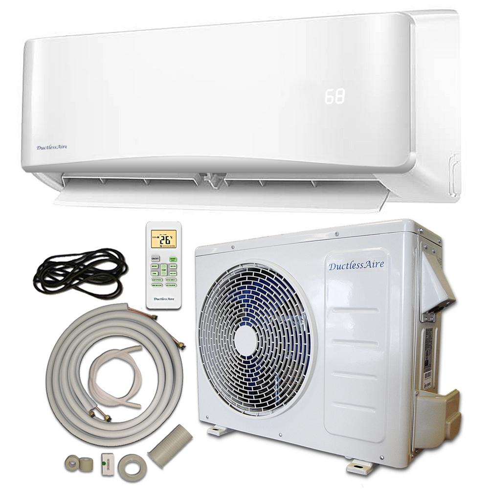 Energy Star 12,000 BTU 1 Ton Ductless Mini Split Air Conditioner