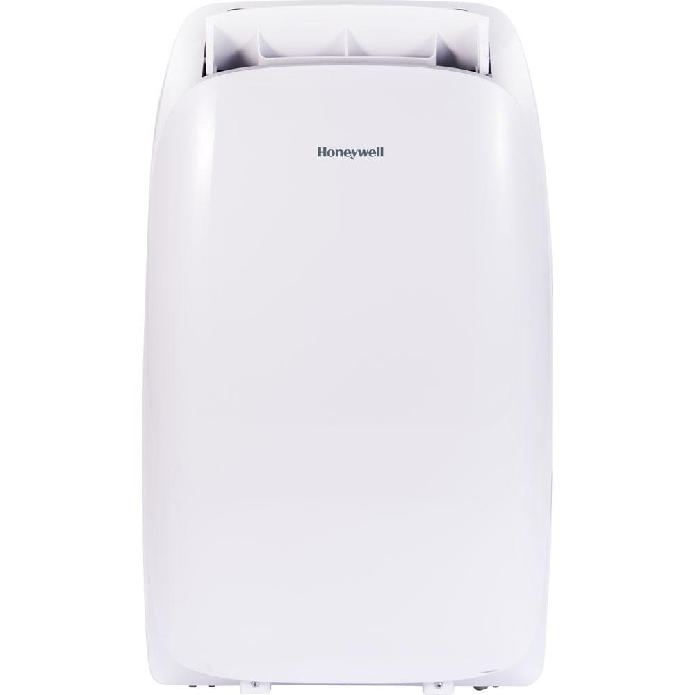 HL Series 14,000 BTU Portable Air Conditioner with Heater - White/White
