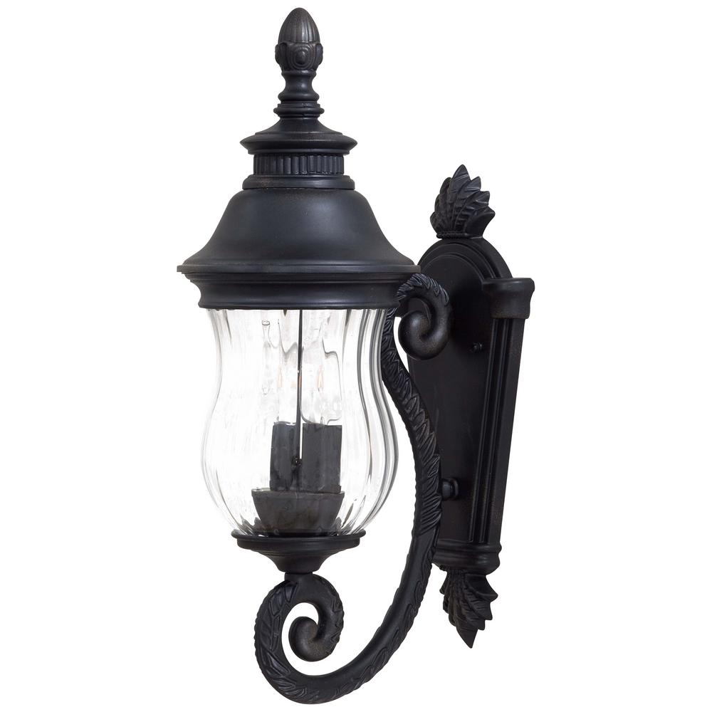 the great outdoors by Minka Lavery Newport 2-Light Heritage Outdoor Wall Mount-8900-94 - The ...