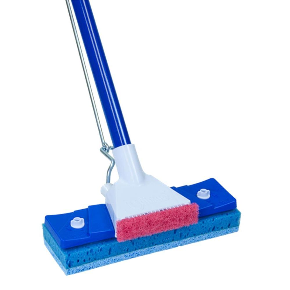 Quickie Original Automatic Sponge Mop-045RM-14 - The Home Depot