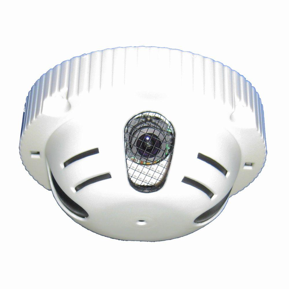 Wired Indoor Hidden Color Security Camera-SEQ7113 - The Home Depot