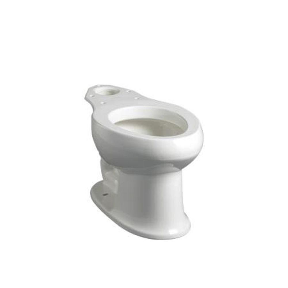 STERLING Stinson 1.28 GPF Elongated Toilet Bowl Only in White-403370-0 -