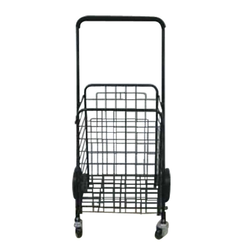 Home Decorators Collection 19 in. Rolling Shopping Cart