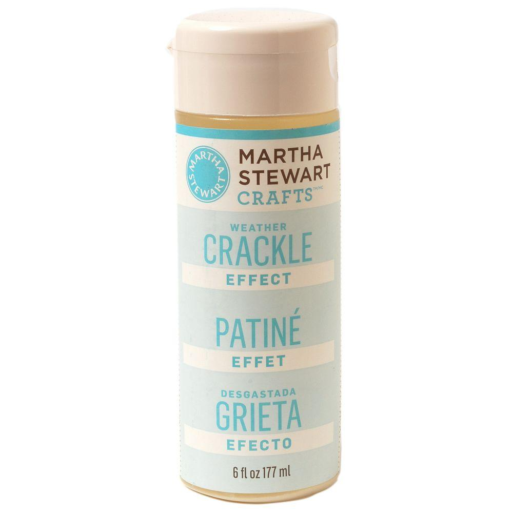 Martha Stewart Crafts 6-oz. Weather Crackle Effect Craft Paint-32201 - The