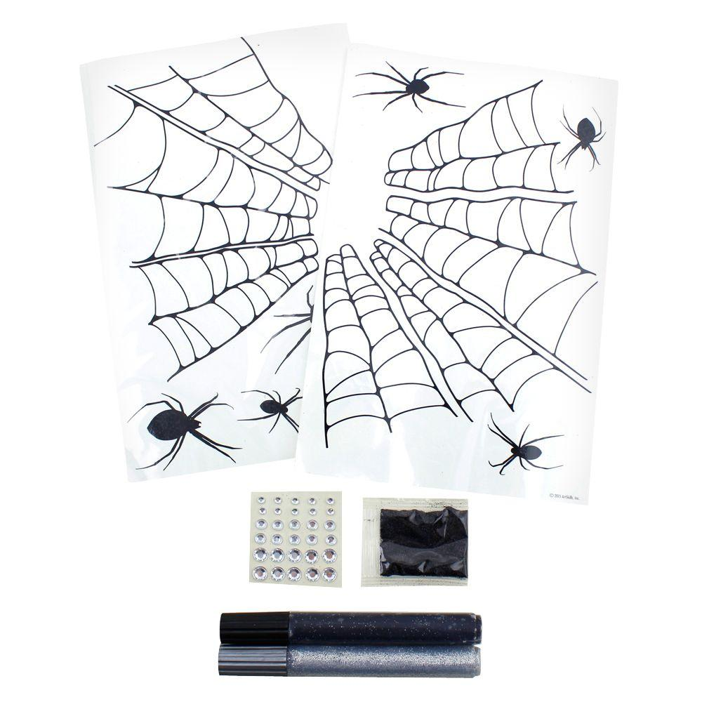 ArtSkills No Carve Spider Web-PA 4598 - The Home Depot