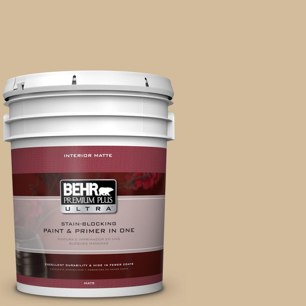 5 gal. #N290-4 Curious Collection Matte Interior Paint