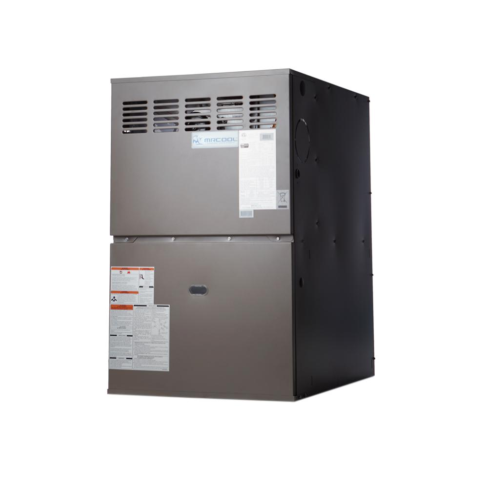 MRCOOL 80% AFUE 80,000 BTU Multi-Position Multi-Speed Gas Furnace with LP