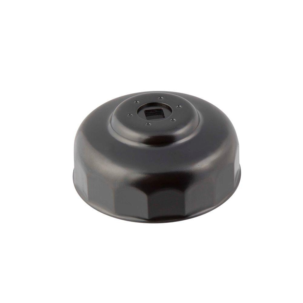 3.75 in. (88 mm) Oil Filter Cap Wrench for Hyundai