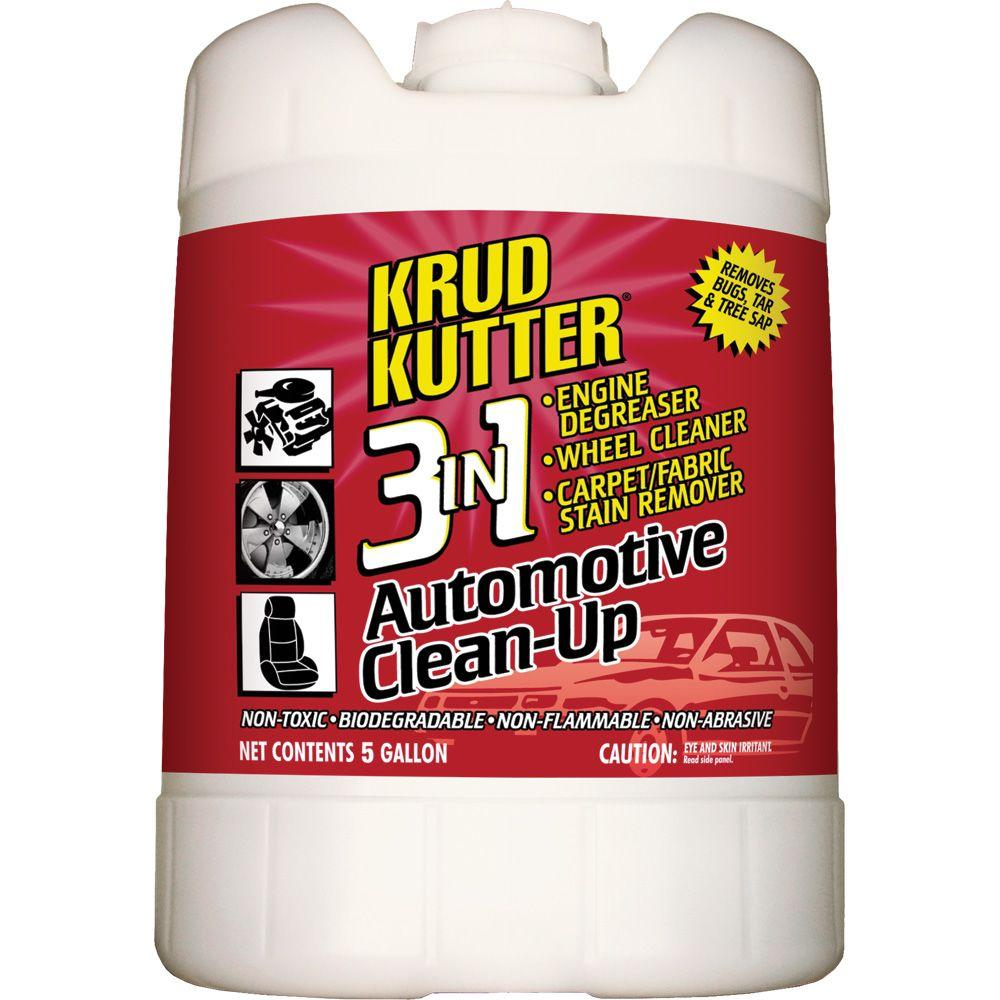 Krud Kutter 5 gal. 3 in 1 Auto Clean Up