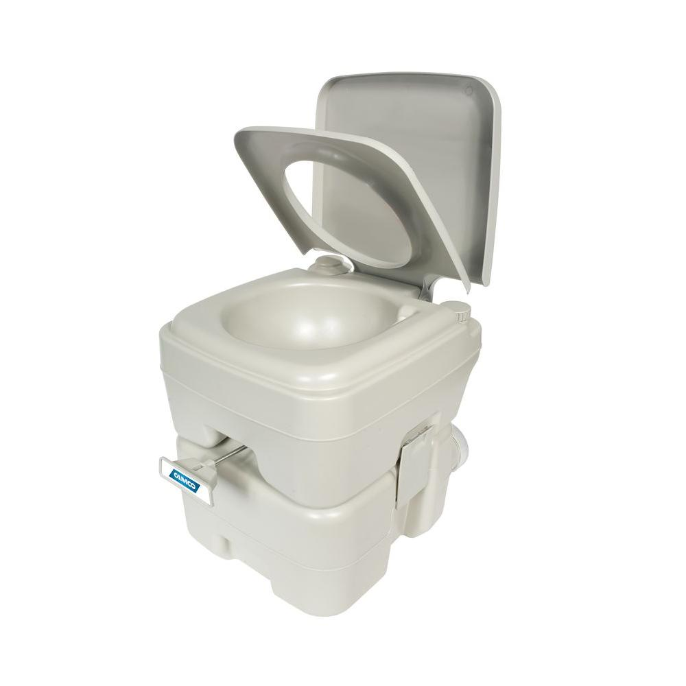 Camco 5.3 Gal. Capacity Portable Toilet