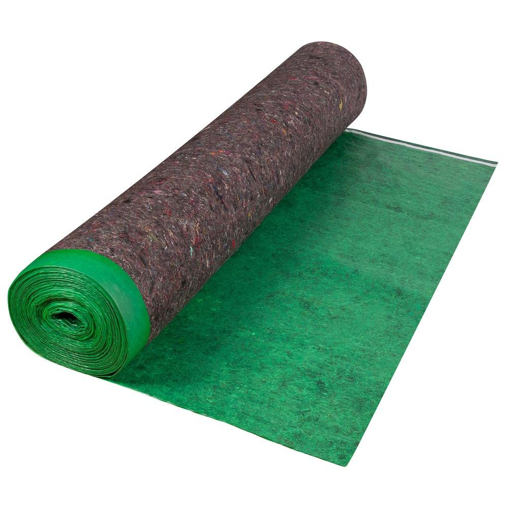Roberts 360 sq. ft. Felt Cushion Underlayment Roll