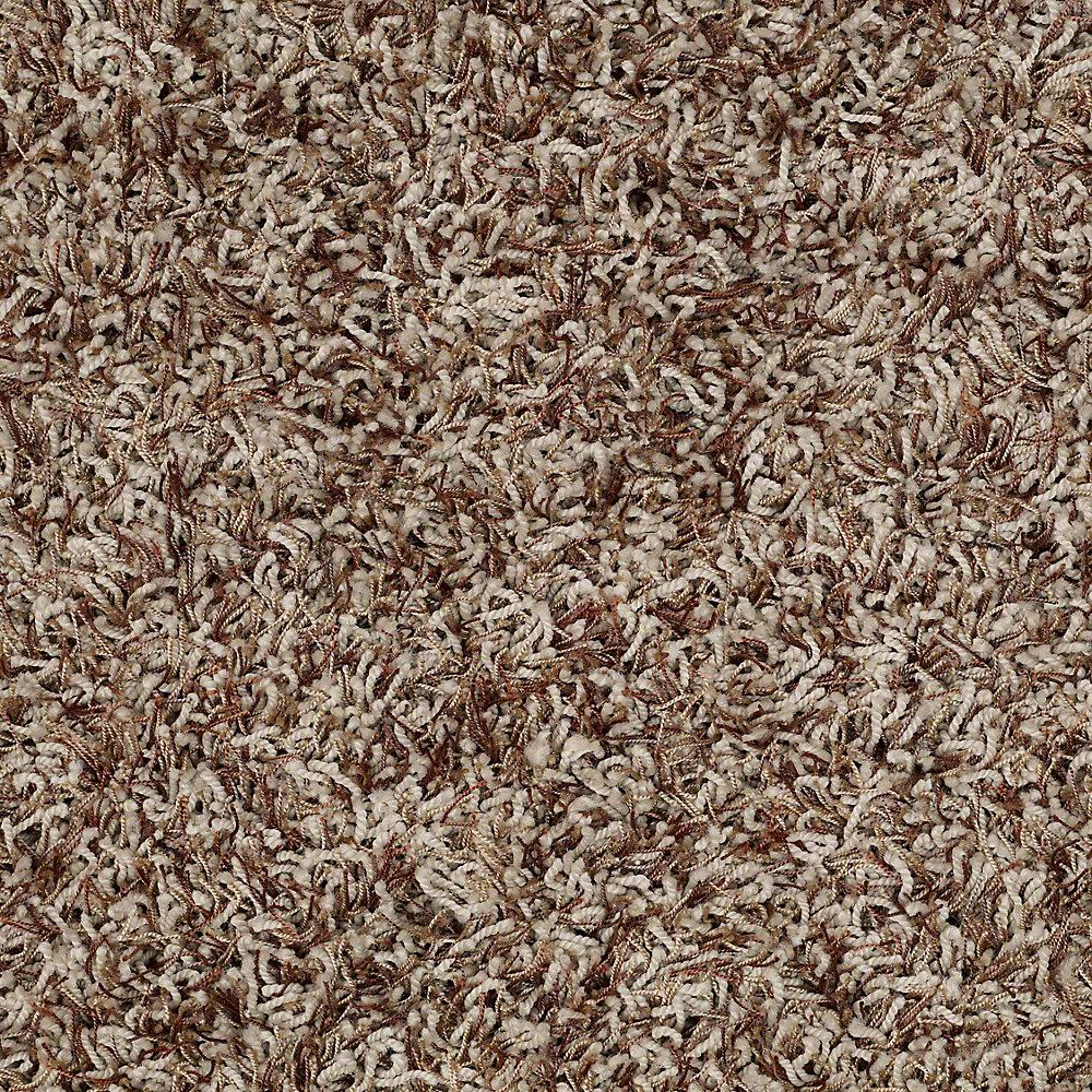 Platinum plus carpet sample royal step in color for Taupe color carpet