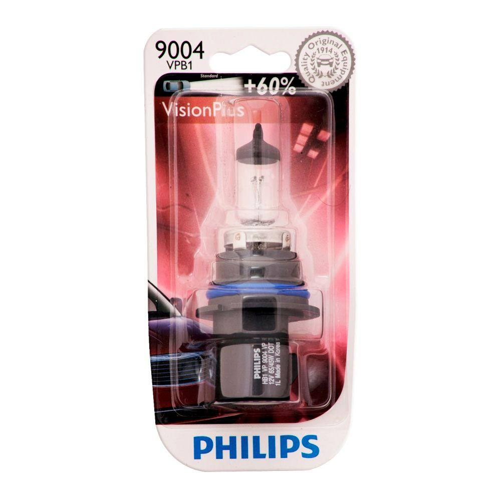 Philips VisionPlus 9004 Headlight Bulb (1-Pack)