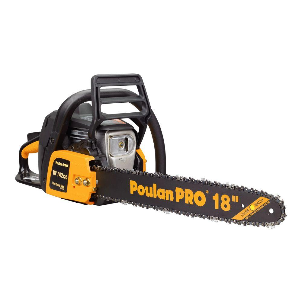 Poulan PRO 18 in. 42 cc Gas Chainsaw-DISCONTINUED
